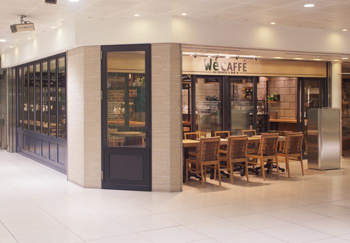 ウィカフェ We CAFFE エキュート大宮店