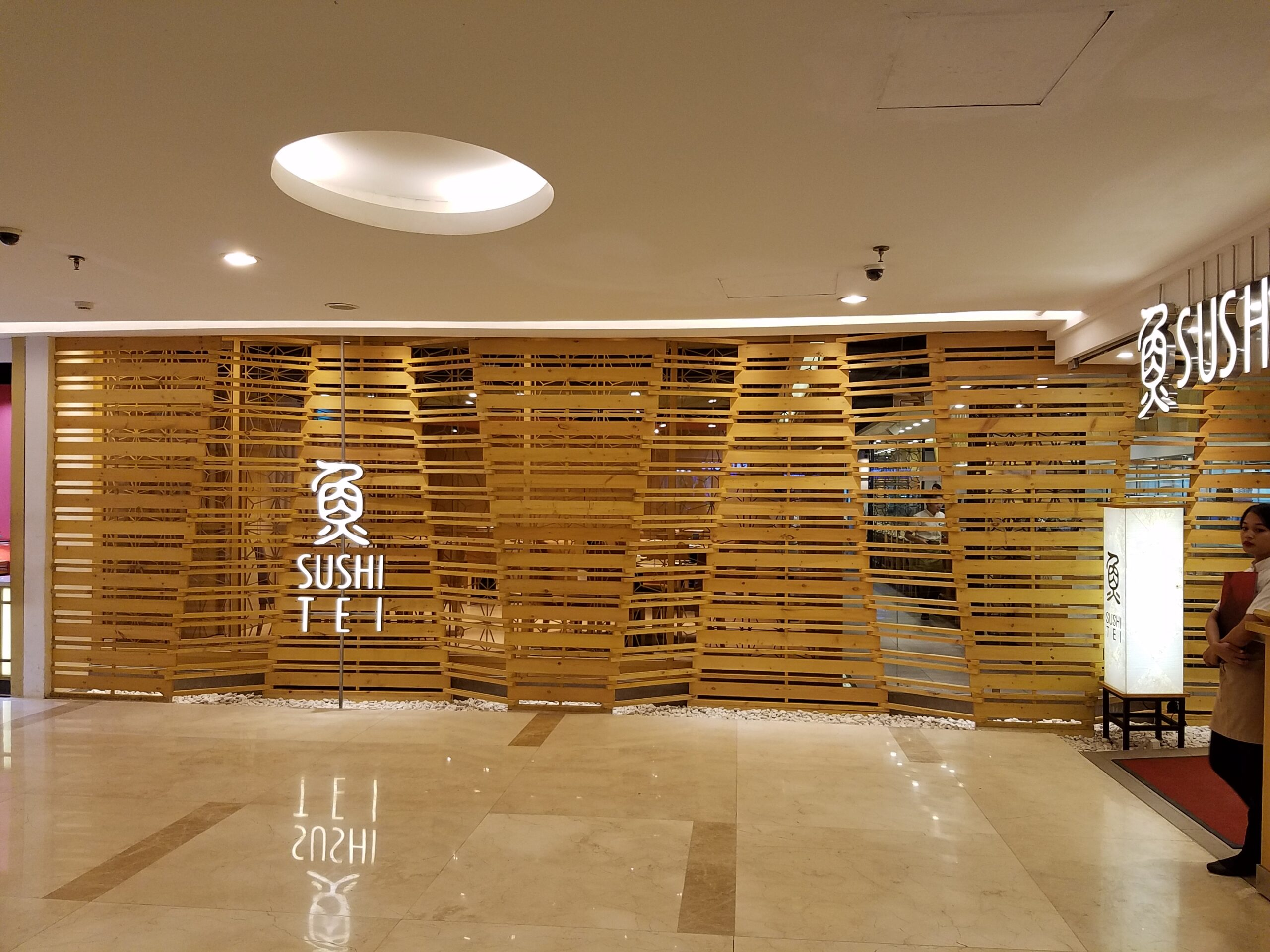 Sushi Tei Lippo Plaza