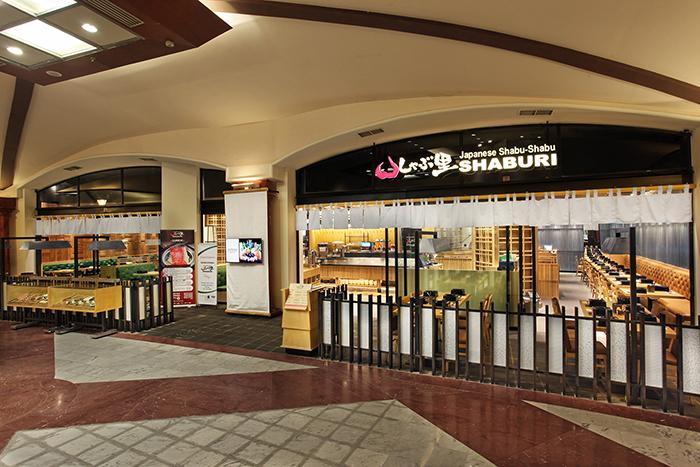 SHABURI Pondok Indah Mall